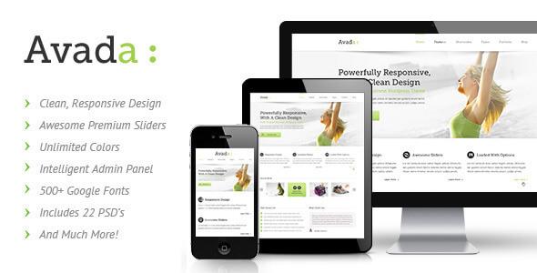 WordPress Avada 多用途企业主题免费下载 31