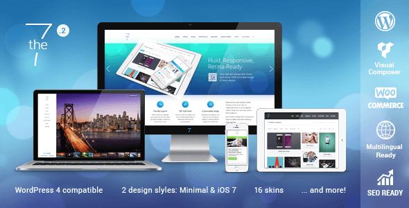 WordPress BeTheme 多用途主题免费下载 5
