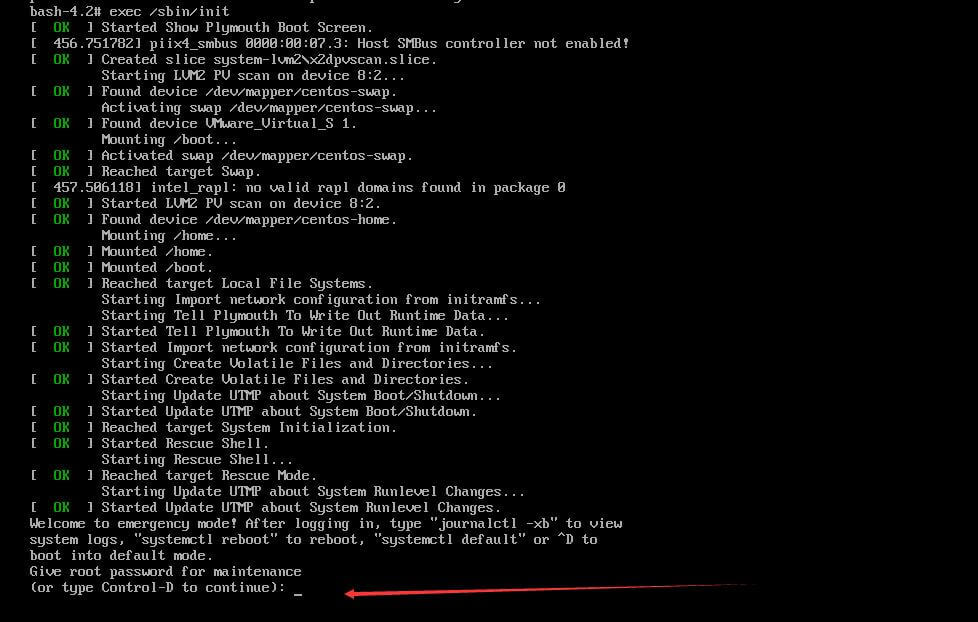 VPS交互式控制台单模式root密码重置