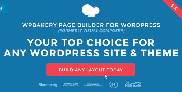 WordPress插件wpbakery page builder免费下载