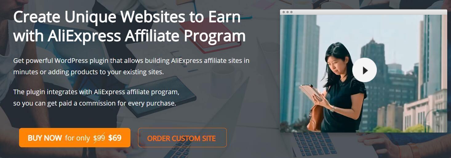 AliExpress产品导入您的WordPress Woocommerce商店