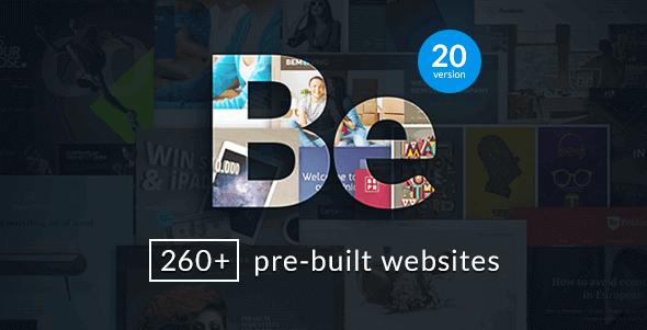 WordPress BeTheme 多用途主题免费下载 1