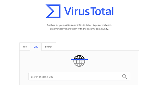 virustotal wordpress.png扫描工具