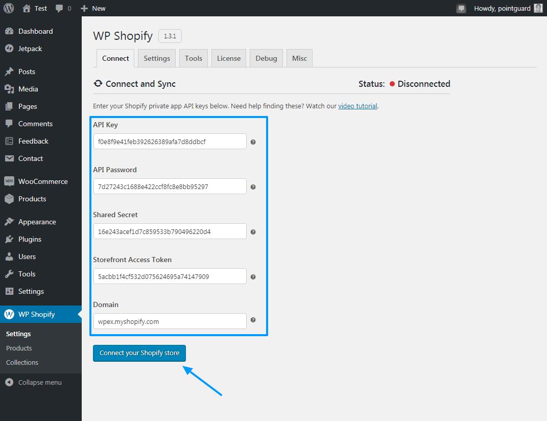 使用WP Shopify将Shopify产品添加到WordPress 24