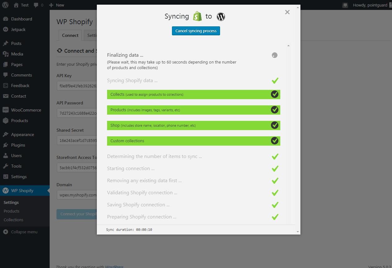 使用WP Shopify将Shopify产品添加到WordPress 26