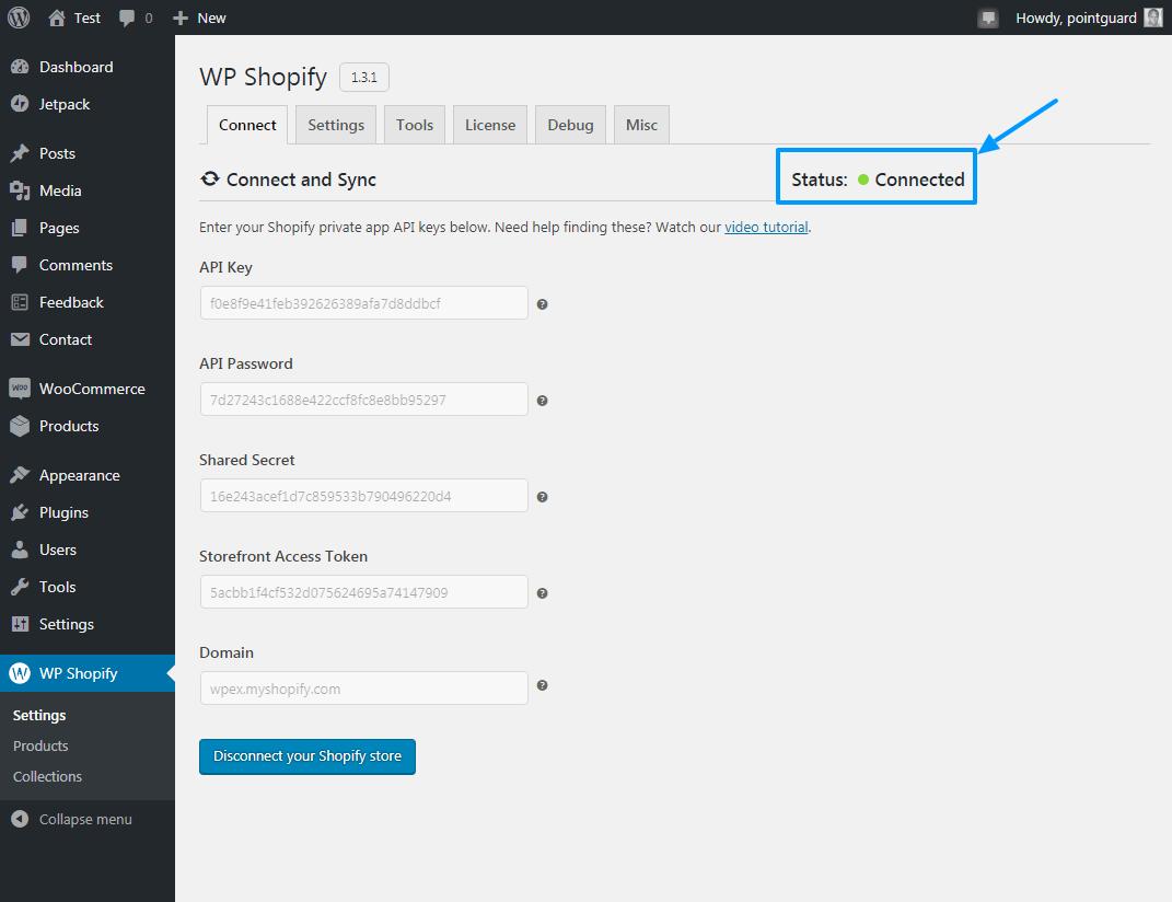 使用WP Shopify将Shopify产品添加到WordPress 28