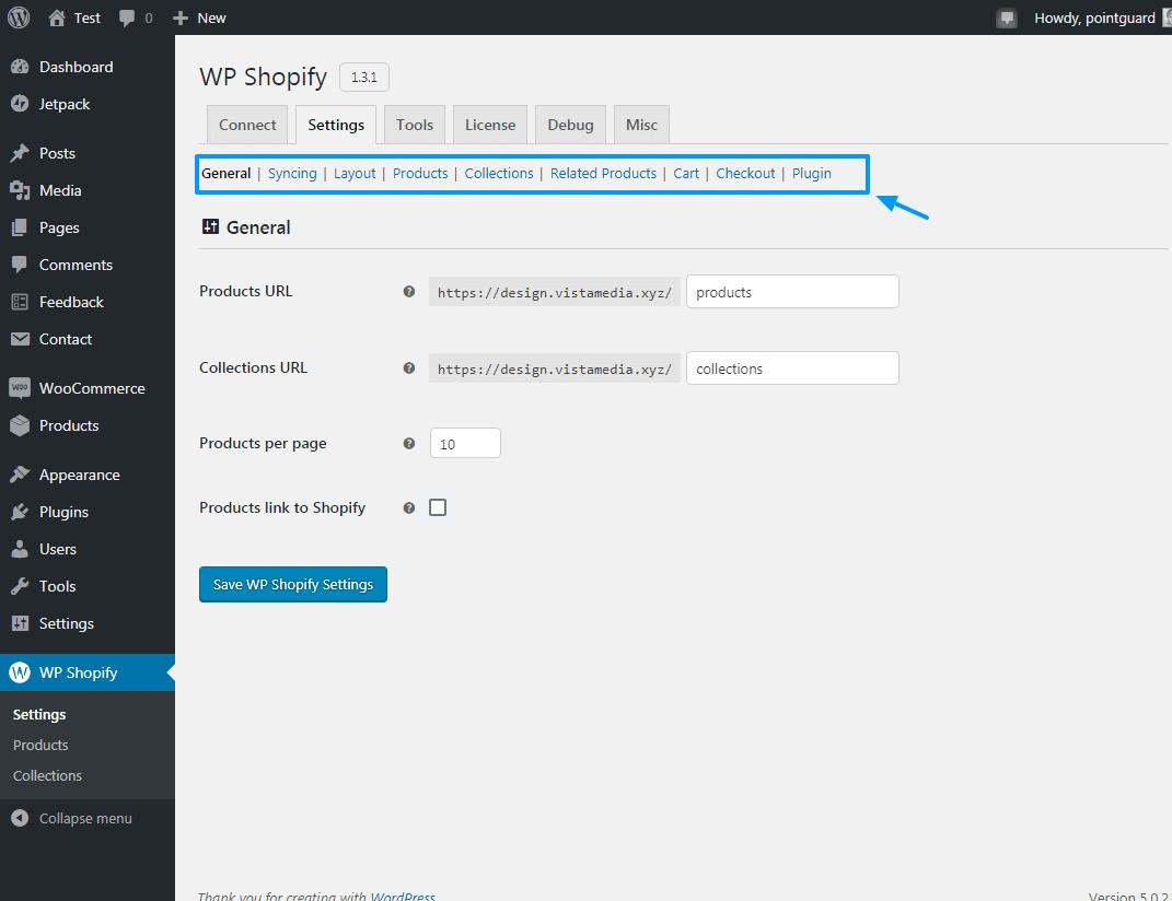 使用WP Shopify将Shopify产品添加到WordPress 33