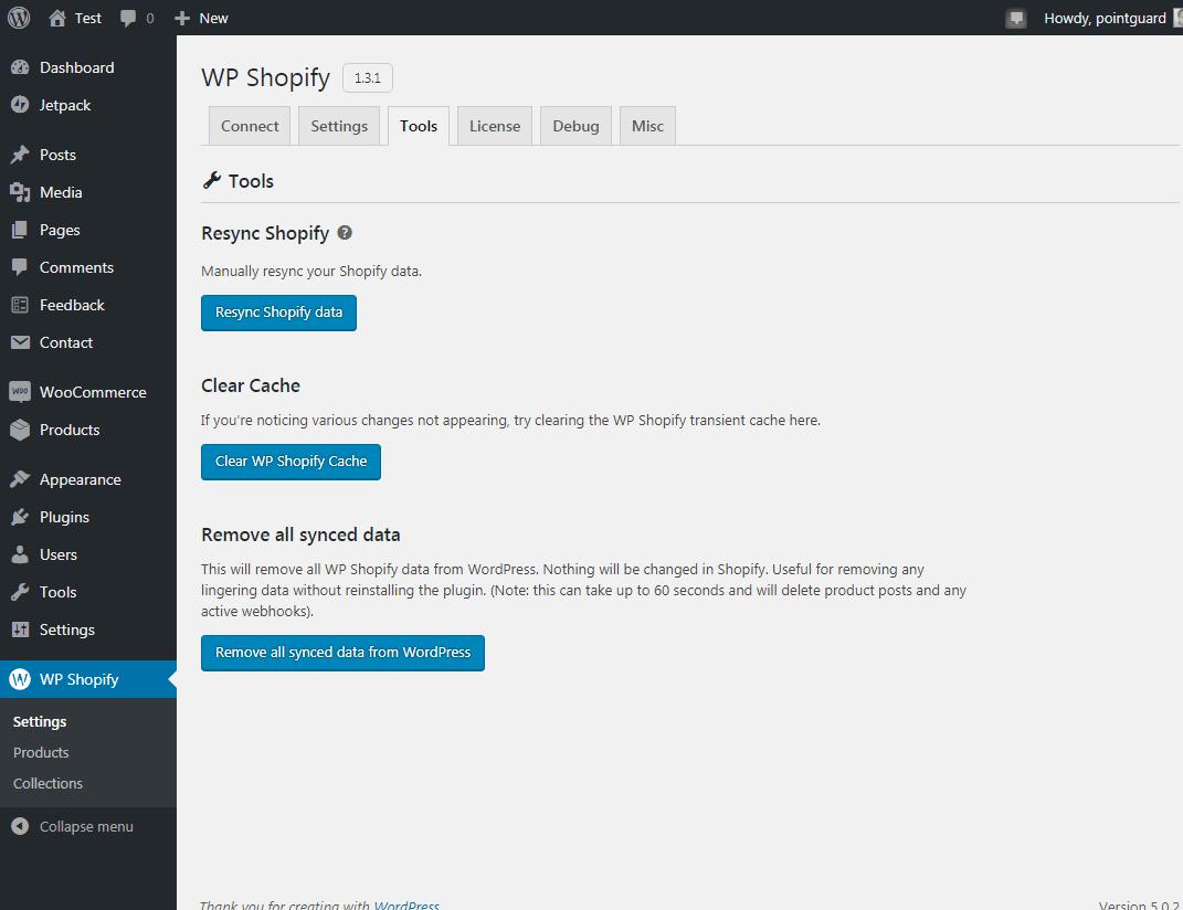 使用WP Shopify将Shopify产品添加到WordPress 35