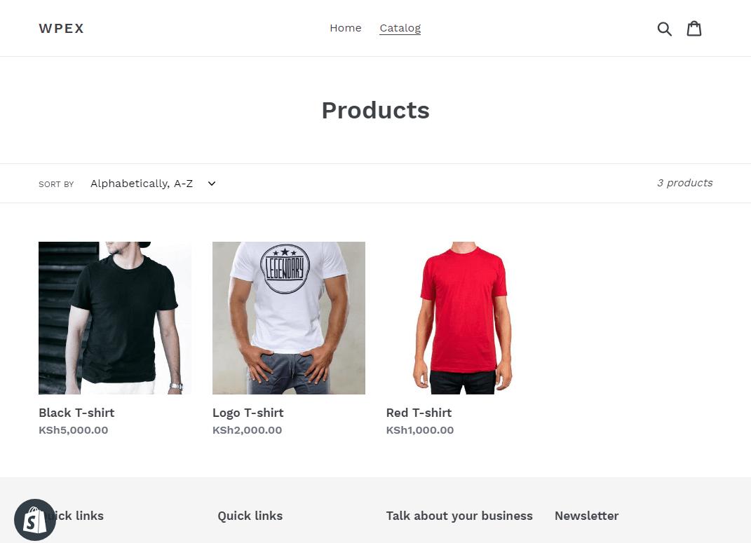 使用WP Shopify将Shopify产品添加到WordPress 7