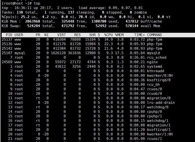 数库连接错误,Lnmp下MySQL 5.6内存占用过高解决方法