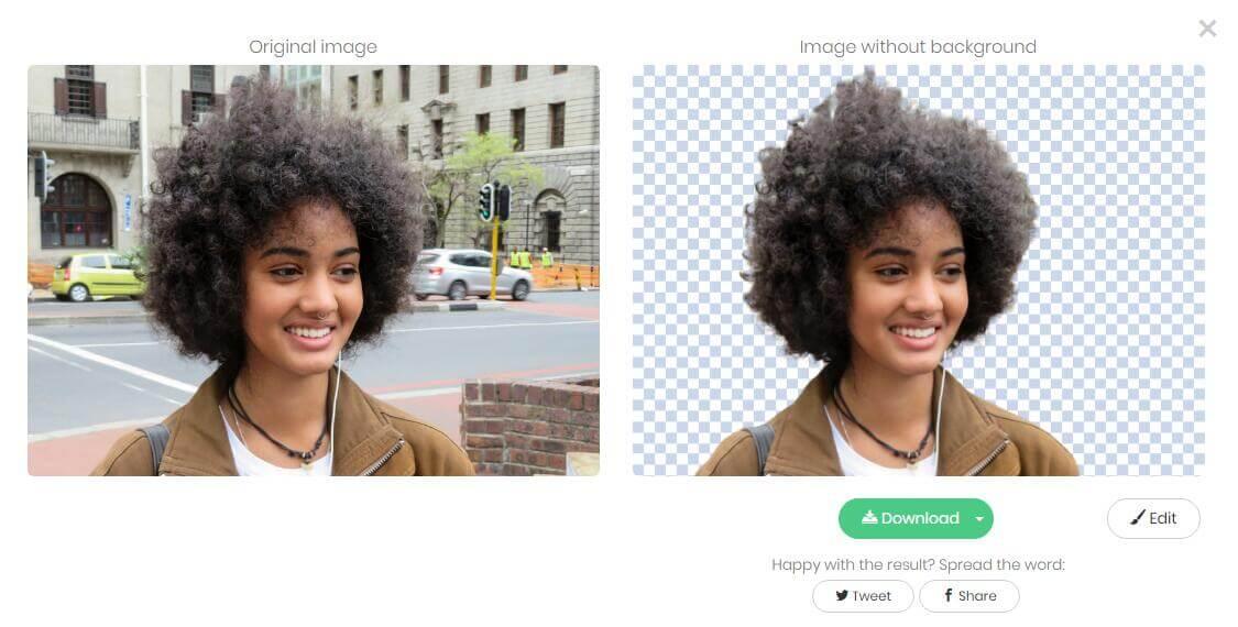 外贸人想抠图,但又不会Photoshop,用remove.bg 5秒AI自动抠图 1