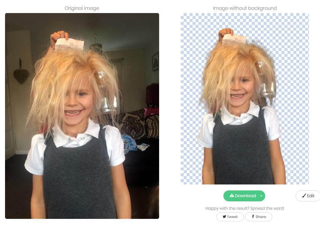 外贸人想抠图,但又不会Photoshop,用remove.bg 5秒AI自动抠图 5