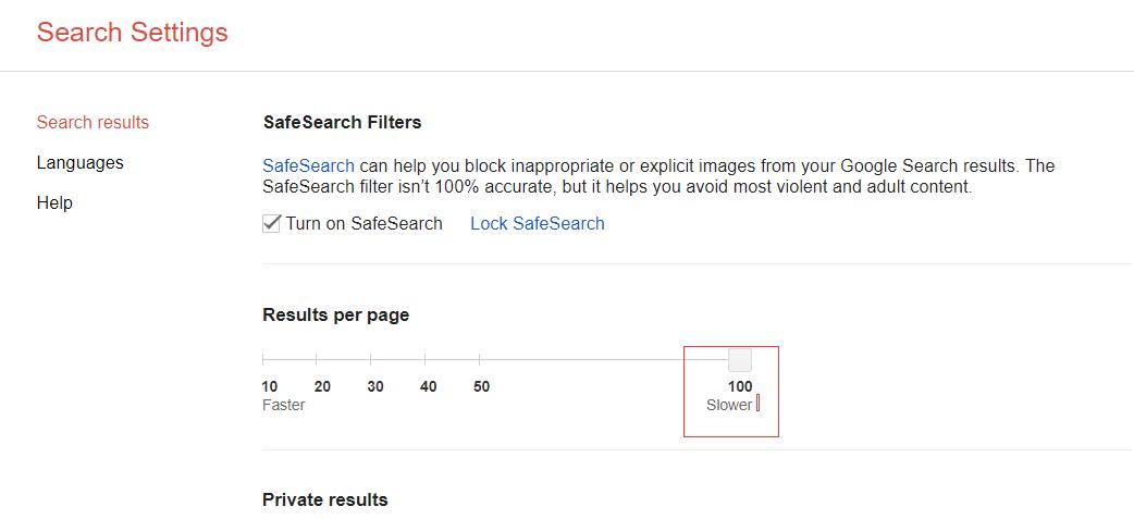 提取google中alibaba国际站页面URL获取关键词 3