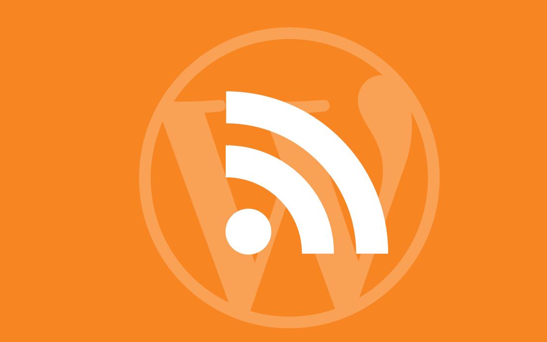 彻底移除并关闭WordPress的RSS feed