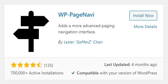 Divi设置和自定义博客翻数字页码 11